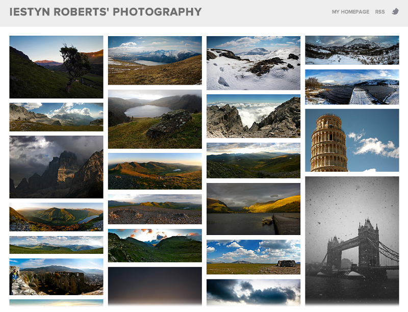 Iestyn Roberts' Photography